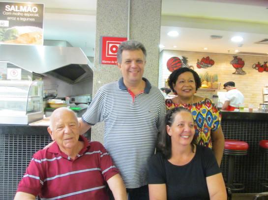 Marcelo Patti, Izilda Patti e amigos.